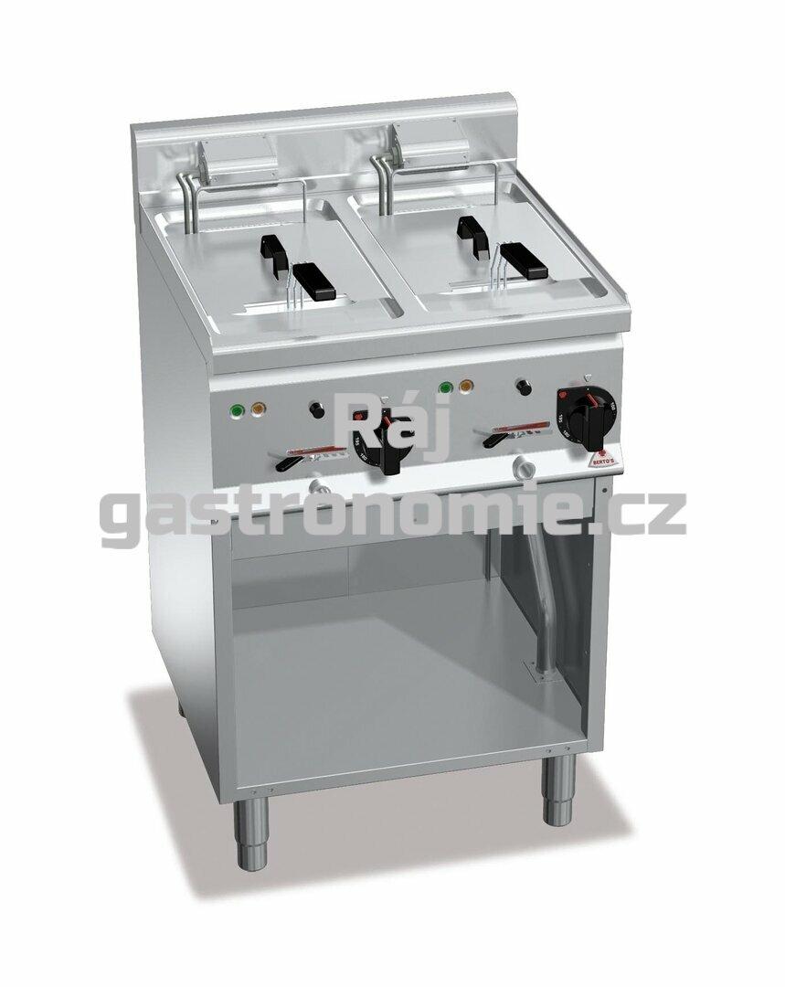 Elektrická fritéza Bertos E6F8-6M