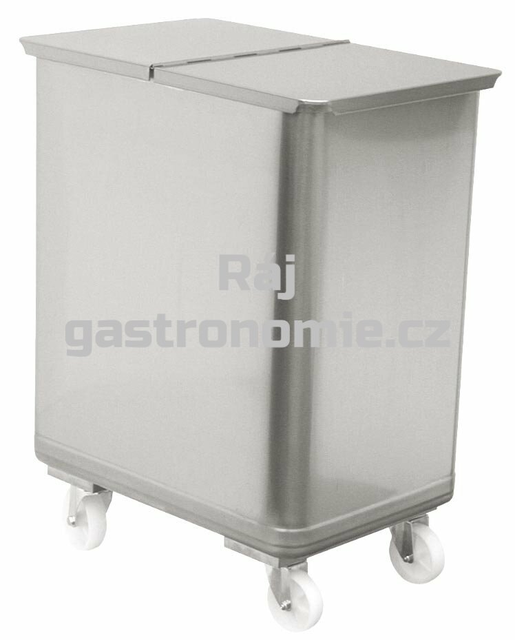 Kontejner (395x610, v=785mm) 125 litrů
