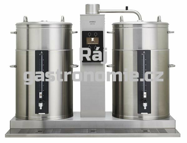 Výrobník filtrované kávy (čaje) CB 2 x 40