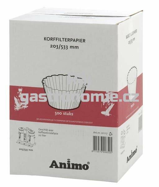 Papírový jednorázový filtr Animo (203/533)