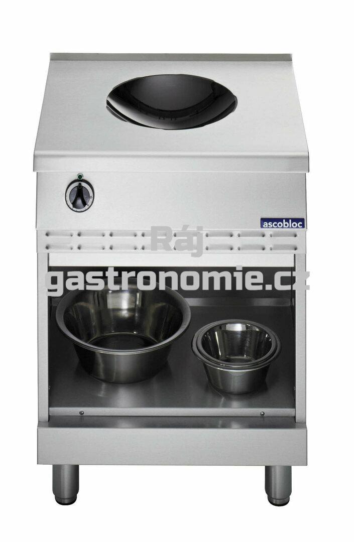 Indukční sporák Ascobloc wok SEC 200