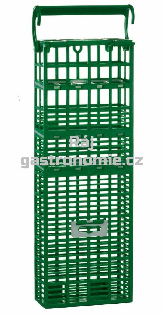 Box hygienický MHB K - zelená