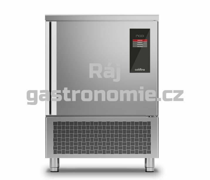 Šokový zchlazovač/zmrazovač MODI UP W7U 800 (7x GN1/1-EN)