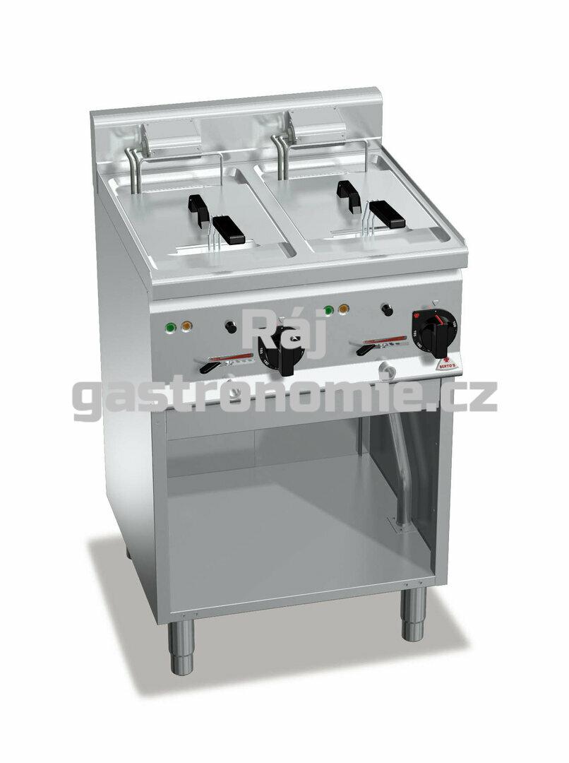 Elektrická fritéza Bertos E6F10-6MS