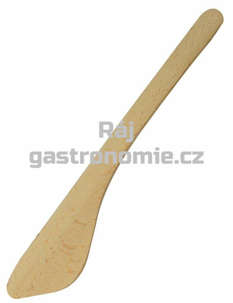 Dřevěná obracečka (350 mm)