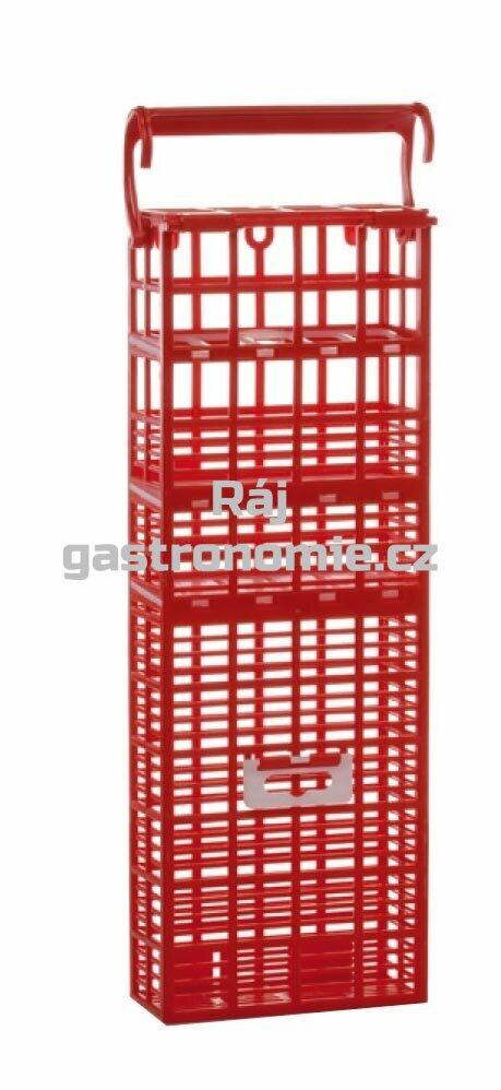 Box hygienický MHB K - červená