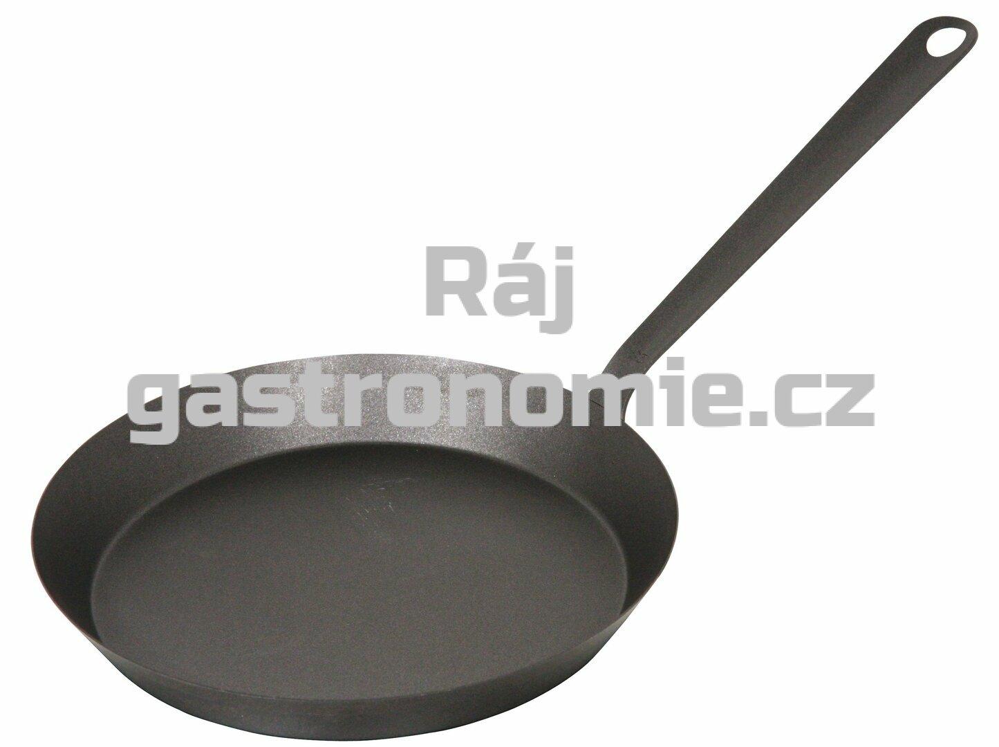Pánev (Ø240 mm, v=40 mm, hmotnost 0,6kg)