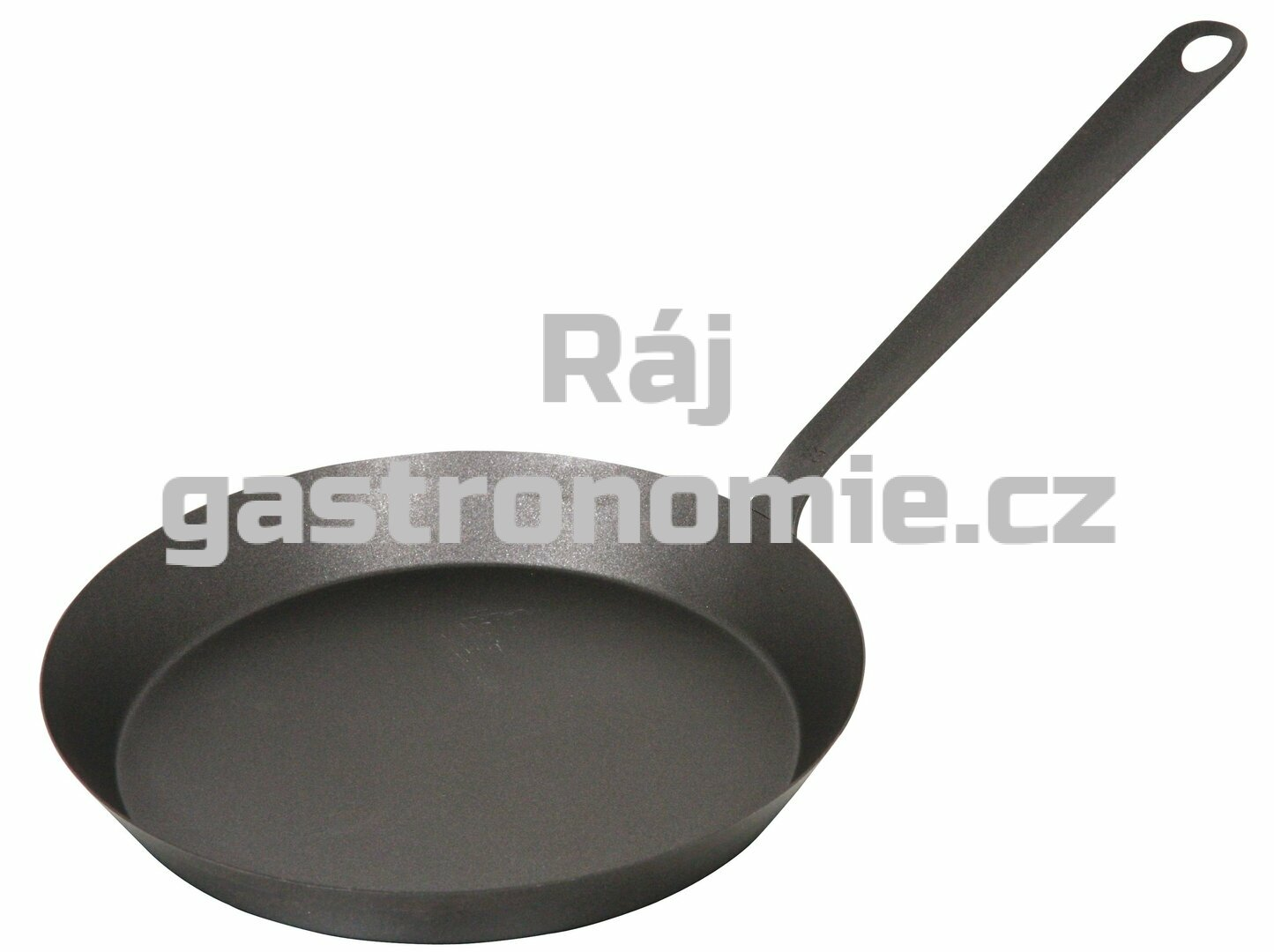 Pánev (Ø260 mm, v=40 mm, hmotnost 0,7kg)