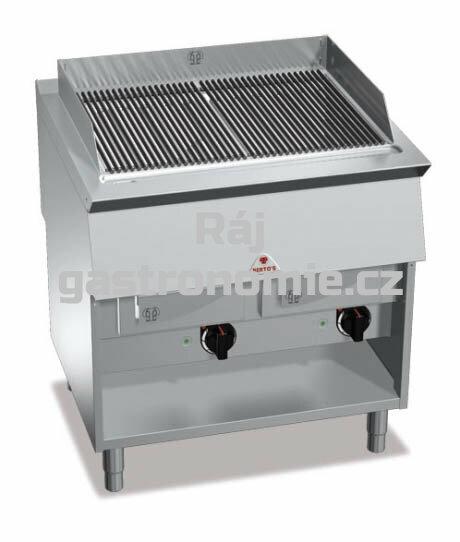 Elektrický vodní gril Bertos SE7WG80M