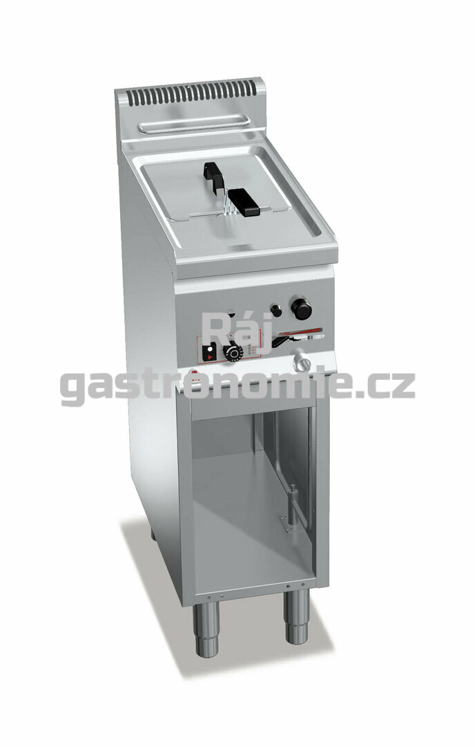 Plynová fritéza Bertos GL8M