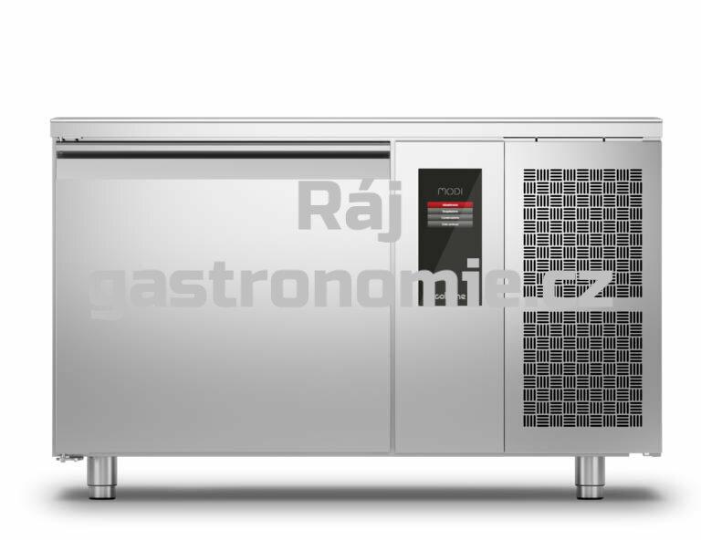 Šokový zmrazovač WTP7U 700 (7xGN1/1 - s deskou)