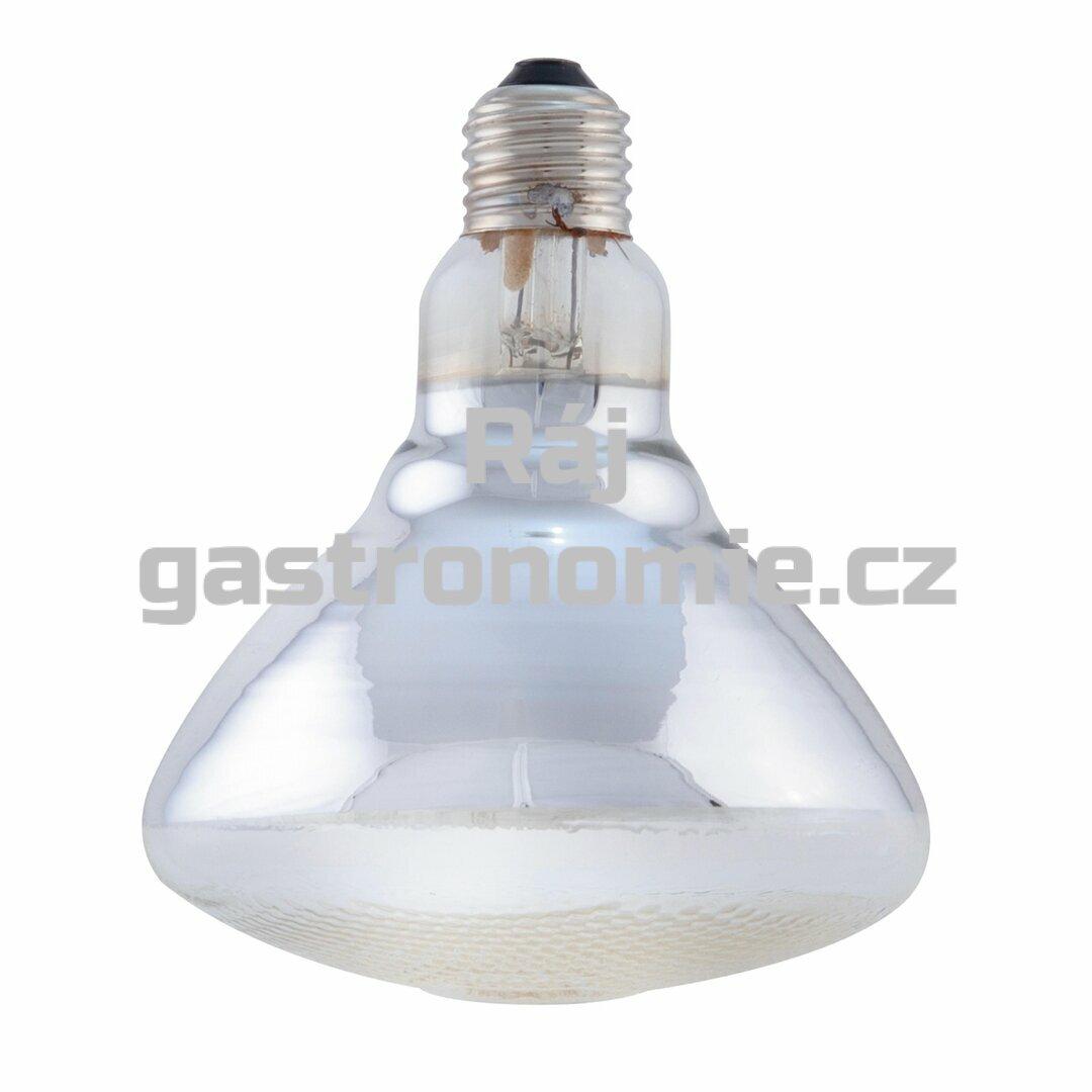 Infra žárovka - bílá 250W