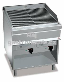 Elektrický vodní gril Bertos E9WG80M