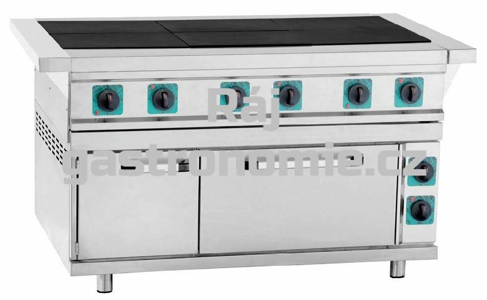 Elektrický tálový sporák Asber ASE-61