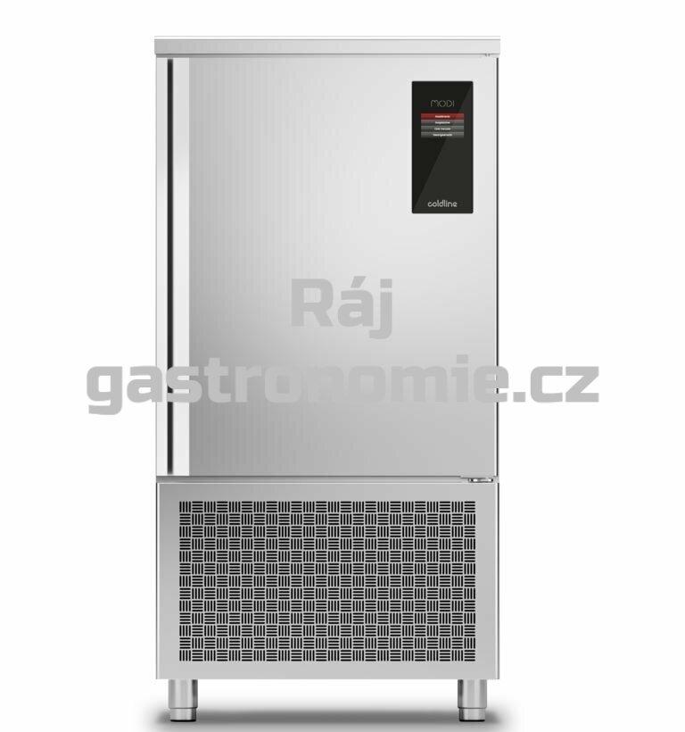 Šokový zchlazovač/zmrazovač MODI UP W10U 800 (10x GN1/1-EN)