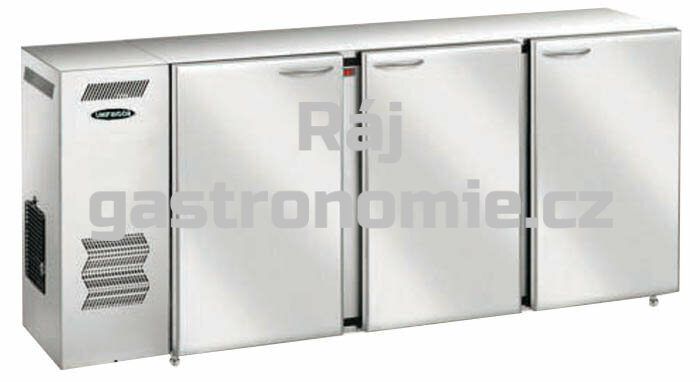Unifrigor BS - 214/3DX (3x dveře, š=554 mm)