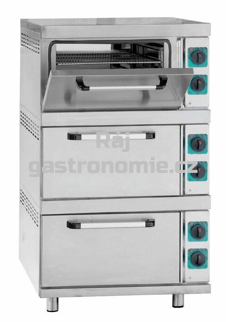 Elektrická statická pec Asber ASE-03