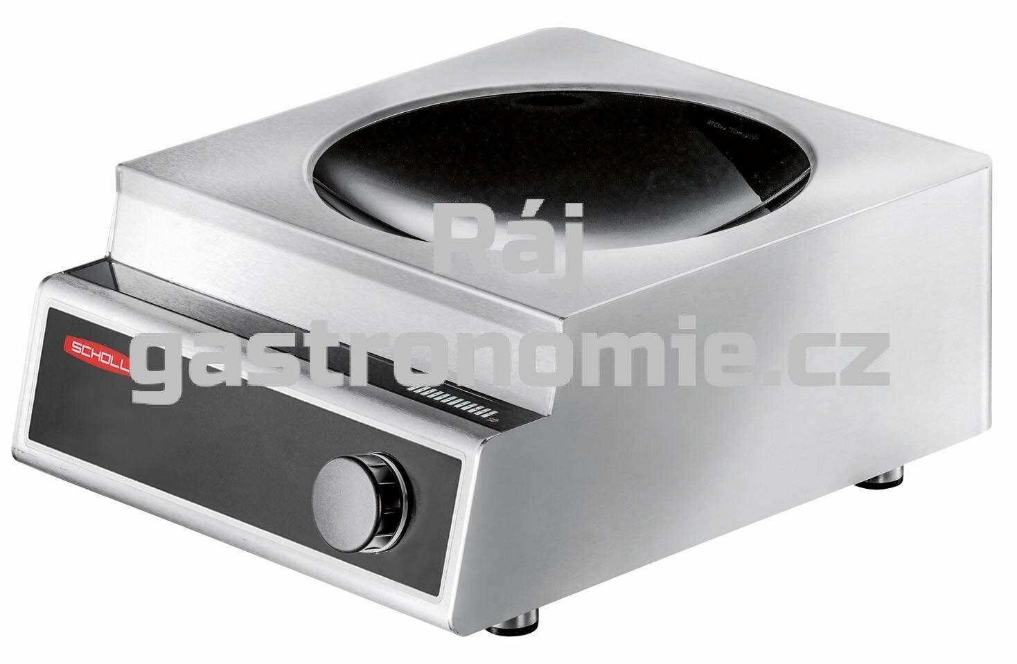 Indukční vařič FLEX Wok 5