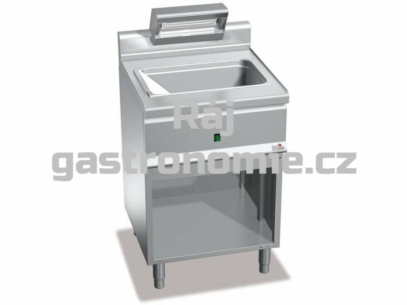 Elektrický ohřívač hranolků Bertos E6SP6M