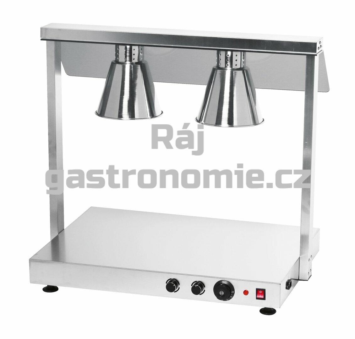 Infra lampa Pro 2XGN1/1