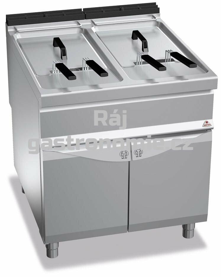 Elektrická fritéza Bertos E9F22-8M