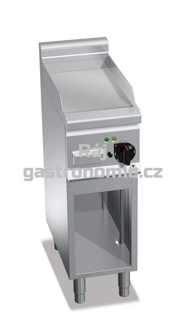Grilovací plotna Bertos E6FL3MP/CR