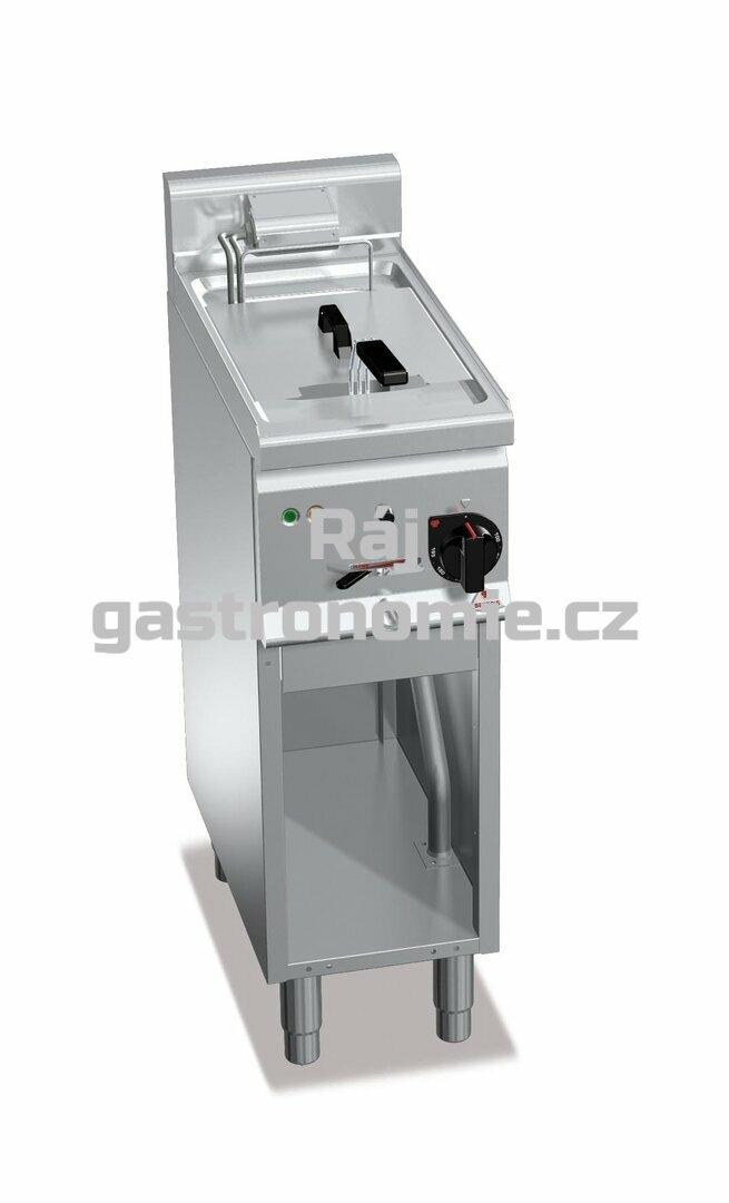 Elektrická fritéza Bertos E6F10-3M