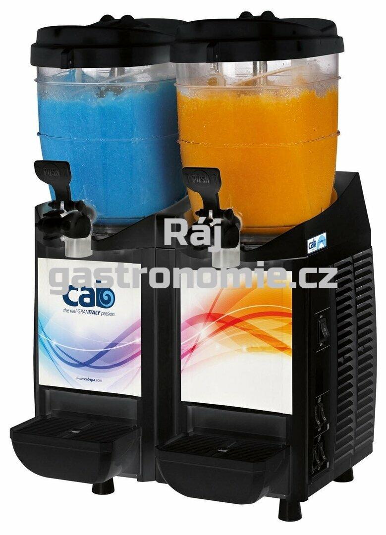 Výrobník ledové tříště CAB GRANITY CARESS 2