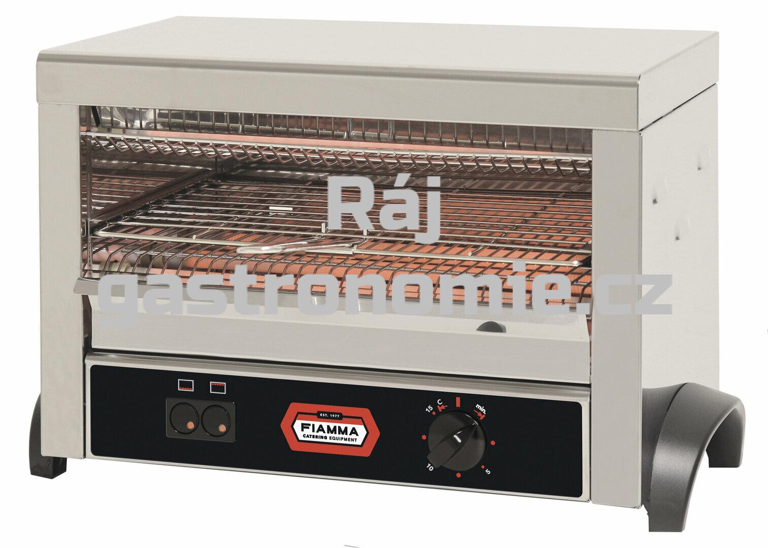 Toaster gril Fiamma TRS 20.3