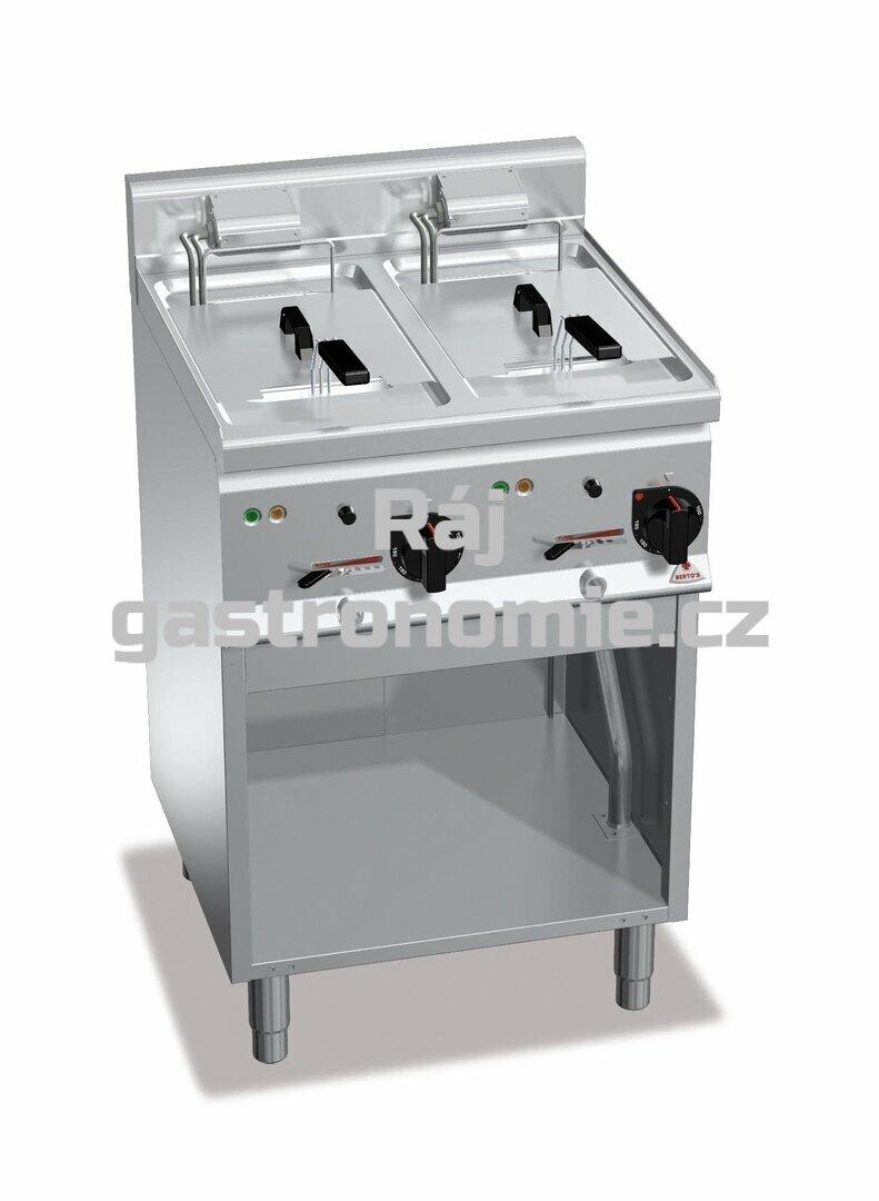 Elektrická fritéza Bertos E6F10-6M