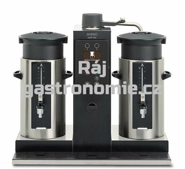Výrobník filtrované kávy (čaje) CB 2 x 5