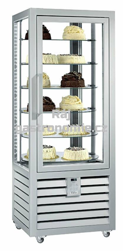 Chladící cukrářská vitrína NEO NPS450R 427 L