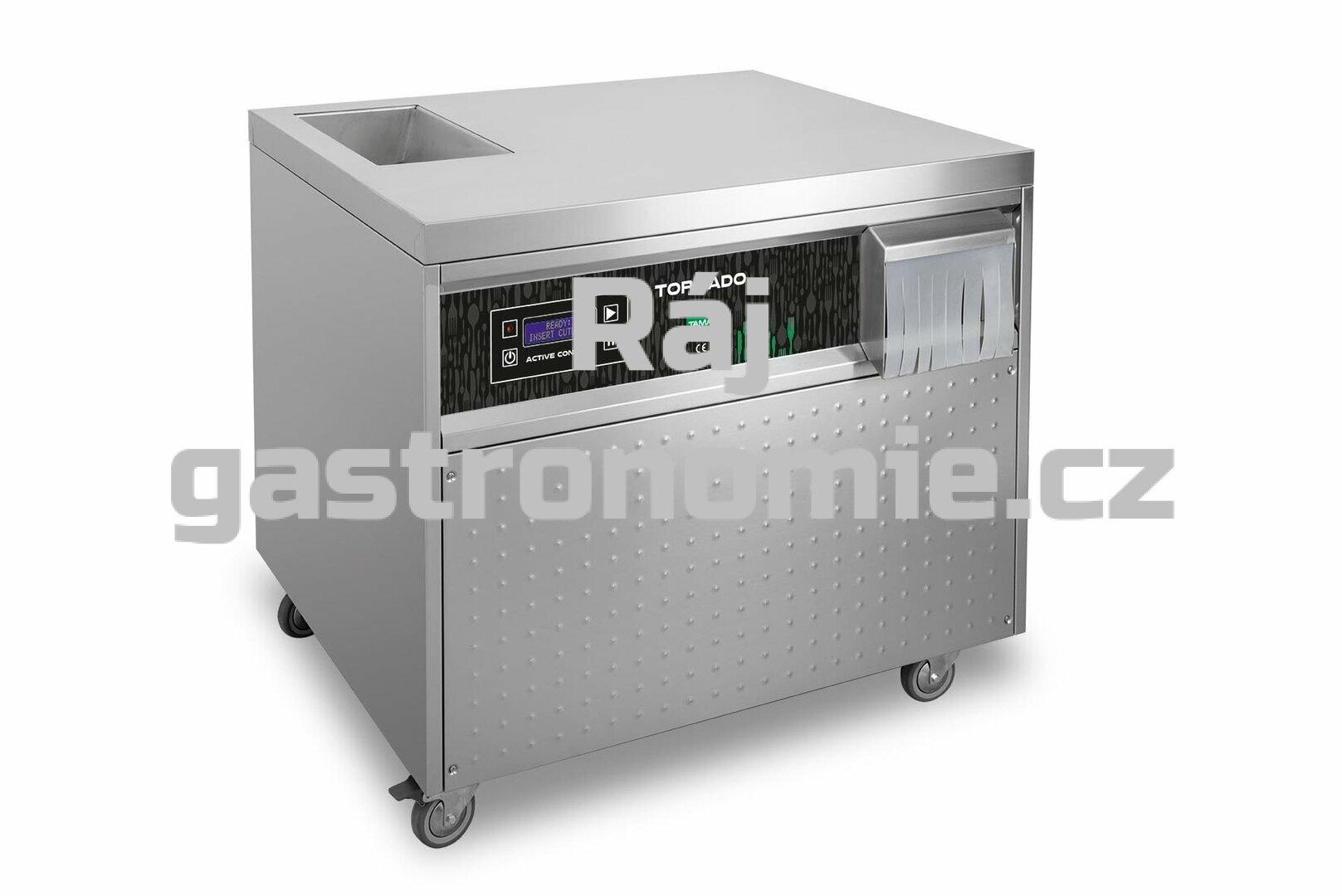 Leštička se sterilizací příborů TORNADO EVO
