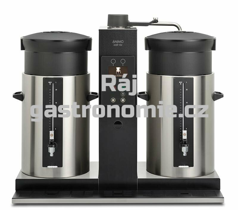 Výrobník filtrované kávy (čaje) CB 2 x 20