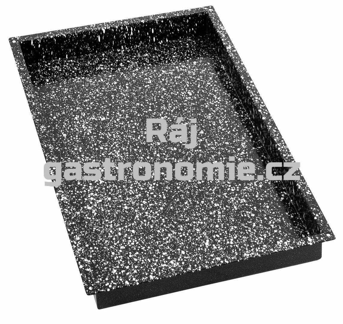 Plech (600x400, h=40 mm) smalt
