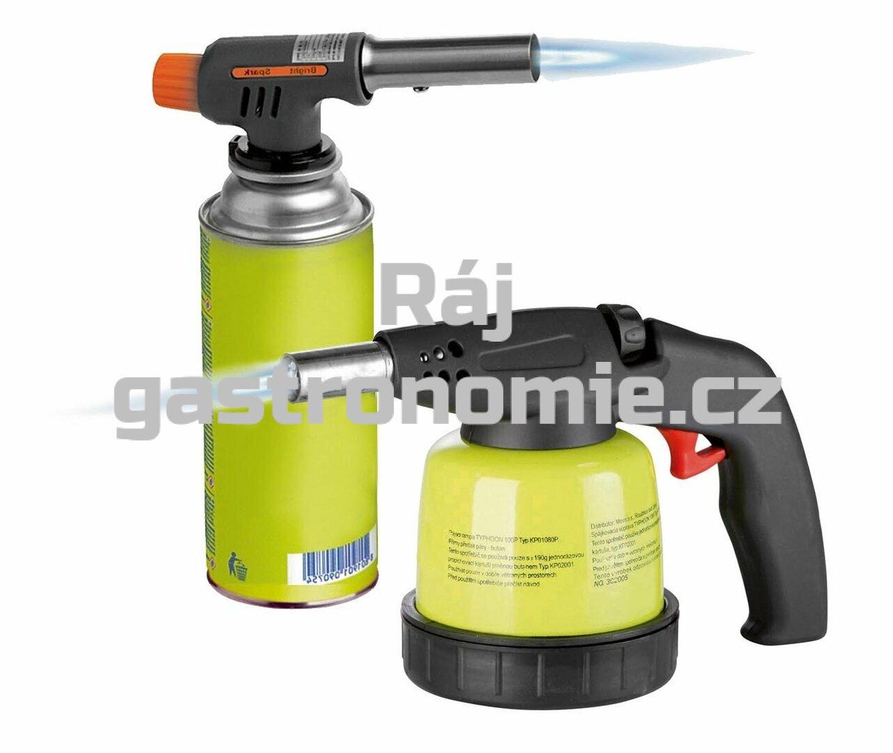 Plynová kartuš 190g - pro hořák 1,7kW