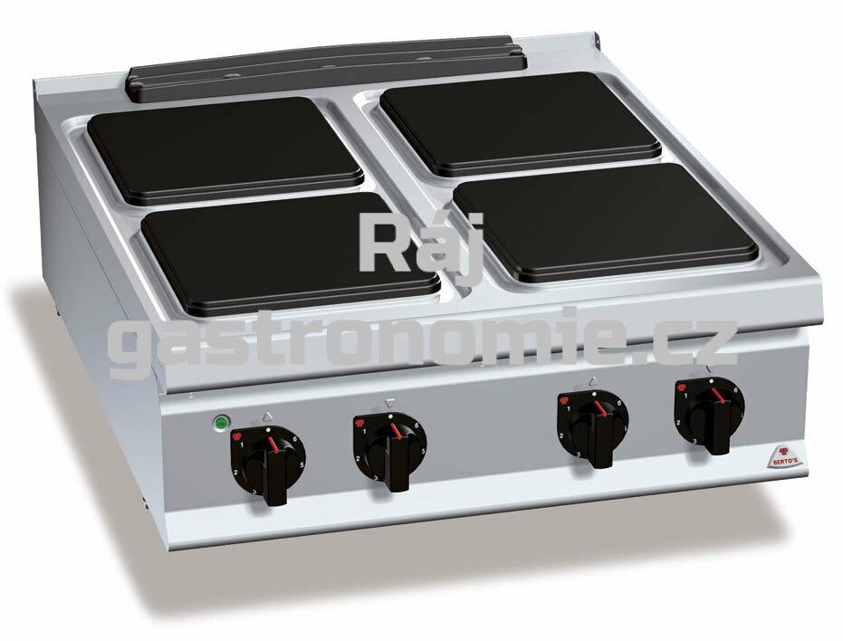 Elektrický sporák Bertos LXE9PQ4
