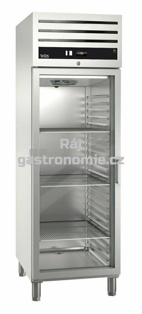 Skrin chladici GCP-701 GLASS P GN2/1