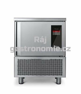 Šokový zchlazovač/zmrazovač MODI ACTIVE W5A 800 (5x GN1/1-EN)