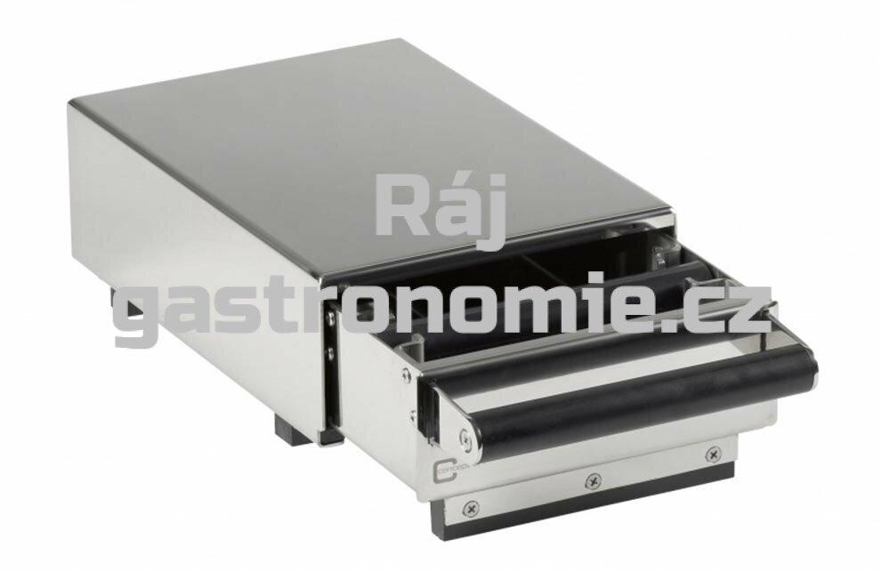 Zásuvka vyklepávací 230x400xV110