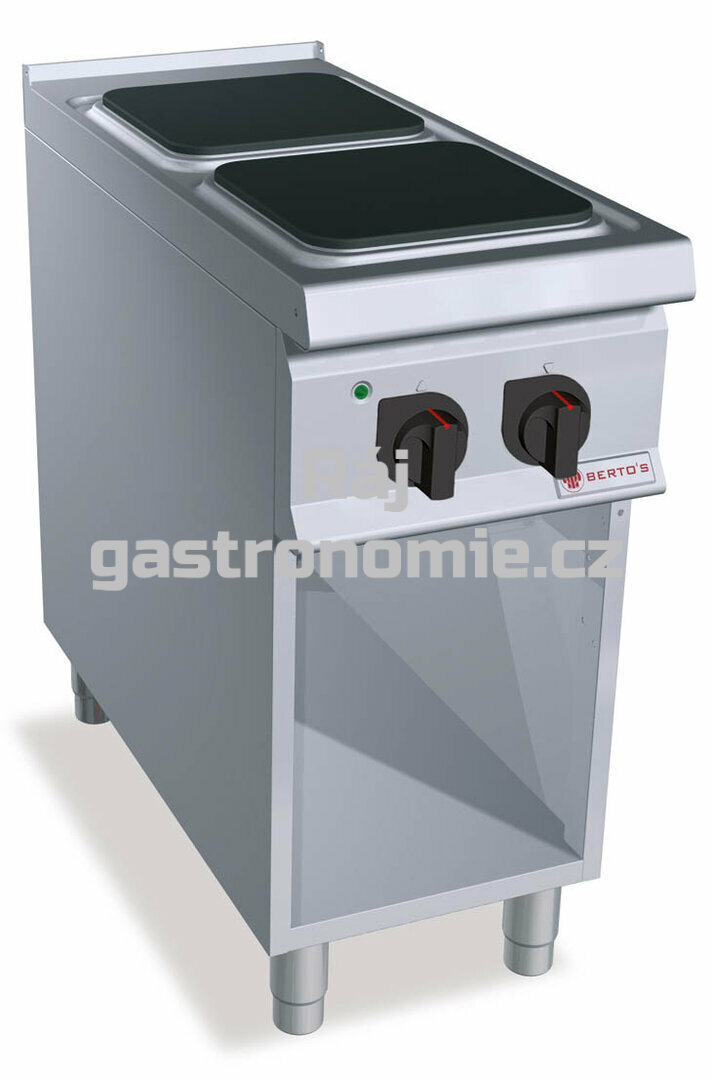 Elektrický sporák Bertos SE9PQ2M