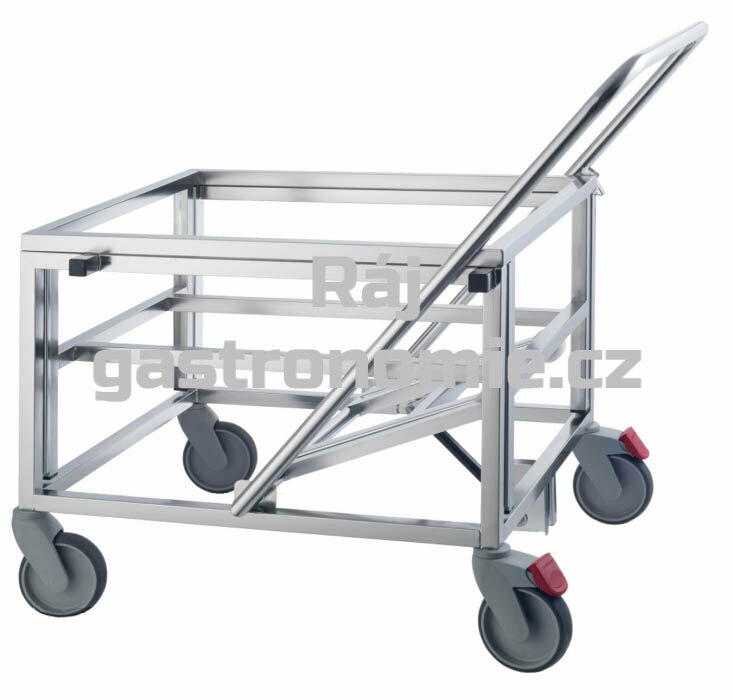 Vozík VarioMobil® 2/1 GN pro multifunkční pánev Rational iVario® Pro
