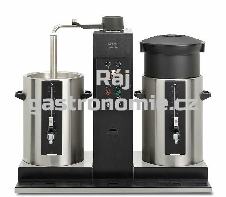 Výrobník filtrované kávy (čaje) CB 2 x 10