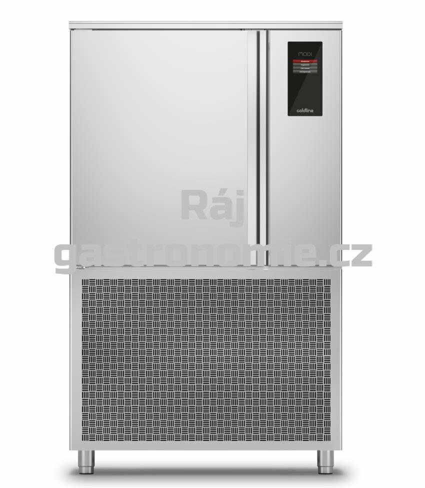 Šokový zchlazovač/zmrazovač MODI UP W20PU GN2/1 (10x GN2/1-EN)