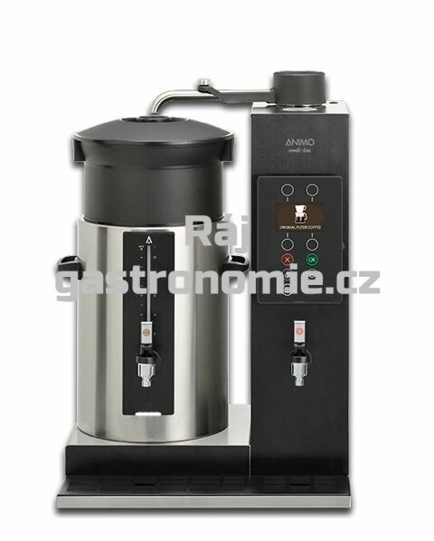 Výrobník filtrované kávy (čaje) CB 10W L (termos vlevo)