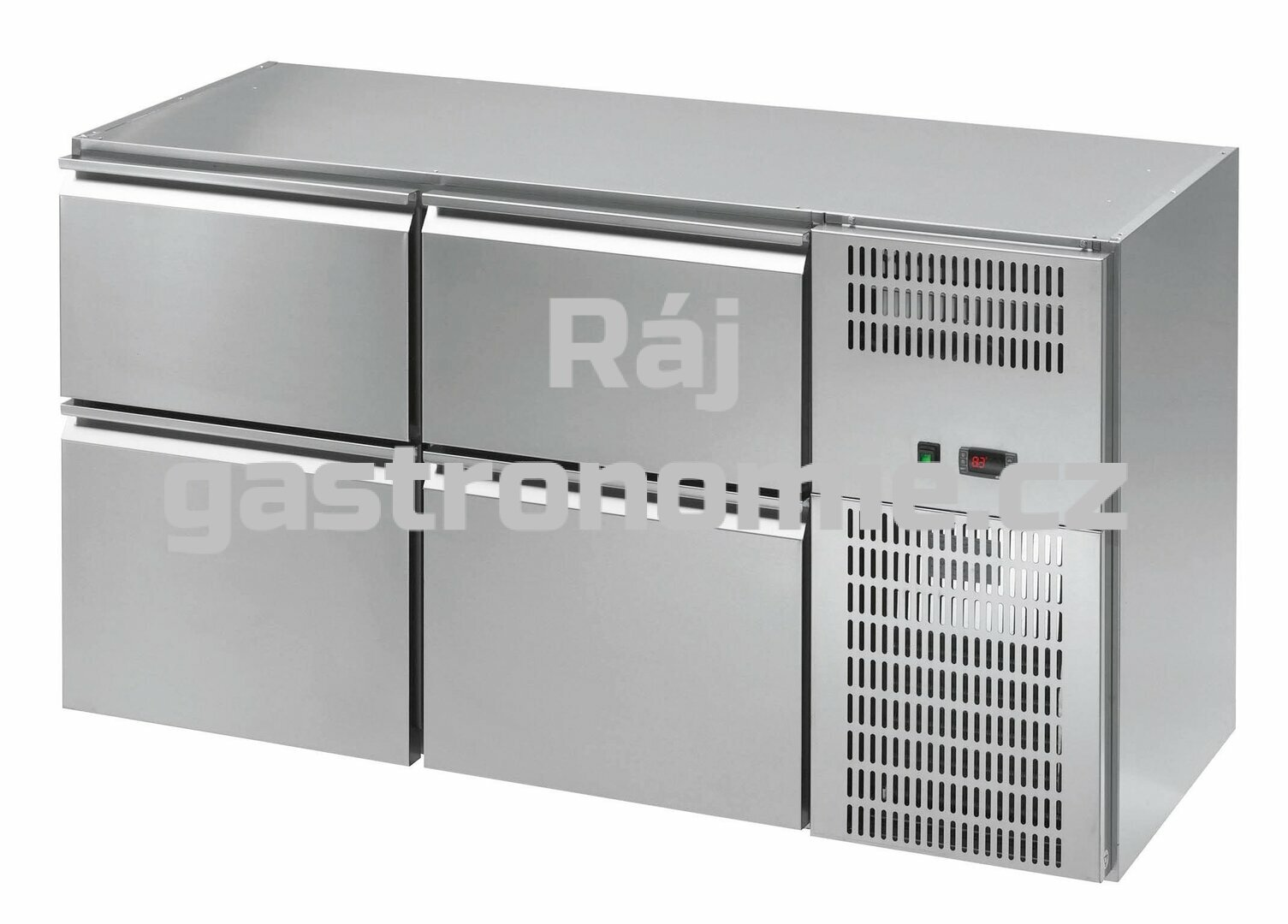 RBOD-104E (2 sekce/délka 1510mm)