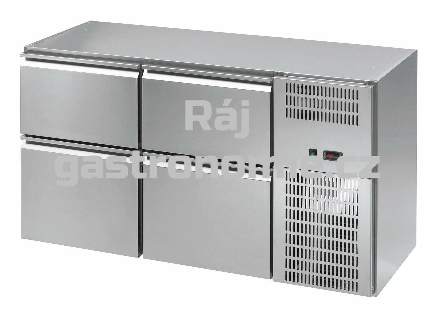RBOD-120E (2 sekce/délka 1510mm)