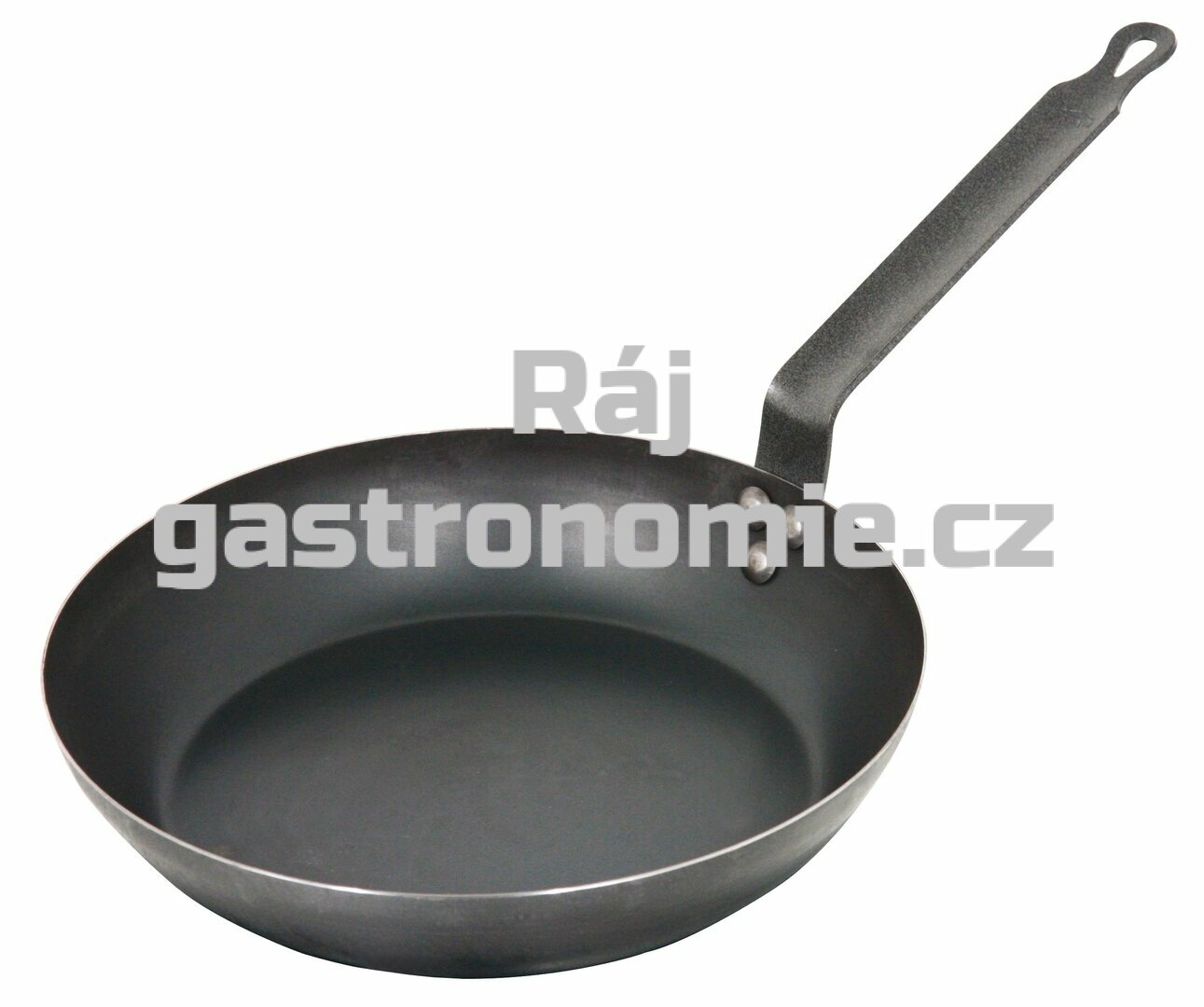 Pánev černá ocel Ø 24 cm