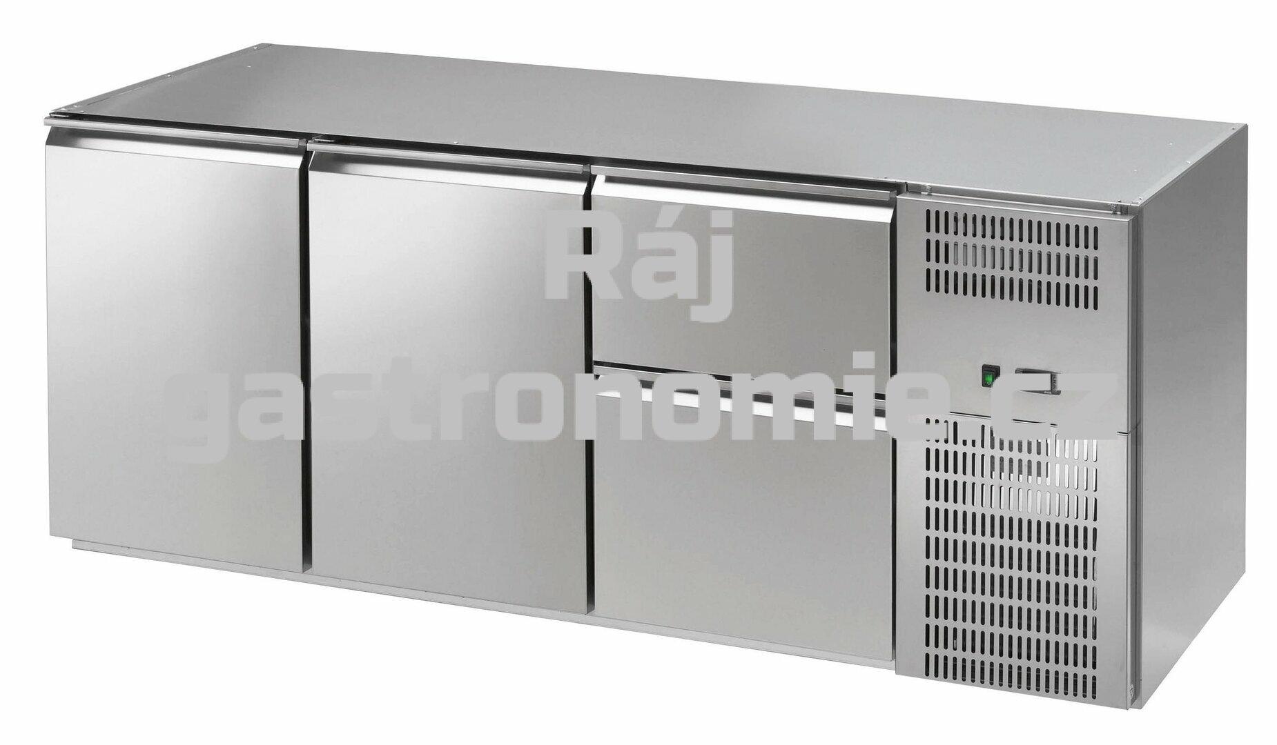 RBOD-114E (3 sekce/délka 2090mm)