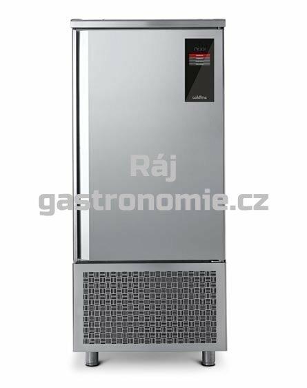 Šokový zchlazovač/zmrazovač MODI ACTIVE W14A 800 (14x GN1/1-EN)